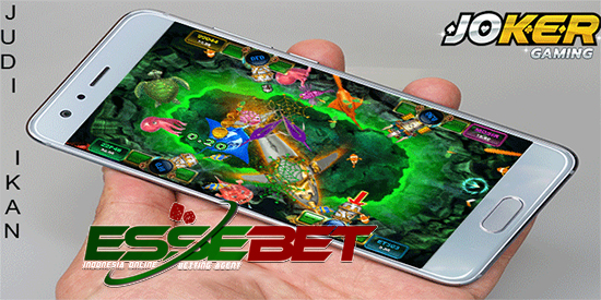GAME ANDROID ONLINE TEMBAK IKAN JOKER123 APK
